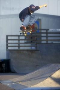 Söhnke Mücke - Skateboard